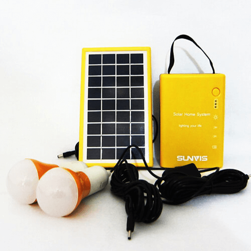 Solar Mini Home Light System
