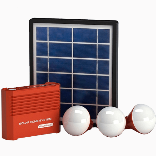 Plug and Play Solar Kit