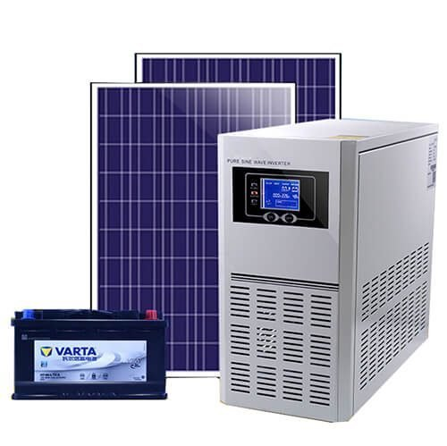 1000 Watt Solar System for Home