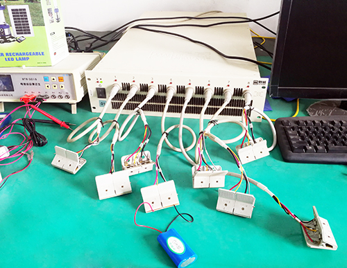 Solar Battery Test Equipment